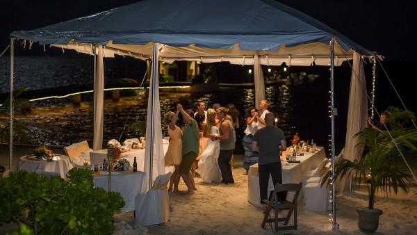 Beachfront Wedding At Coco Beach Resort
