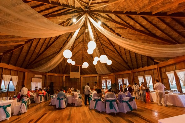 Belize Wedding Belizean Shores Grand Palapa Jose Luis Zapata