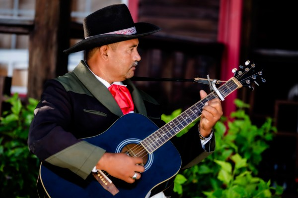 Belize Wedding Spanish Guitar Serenade
