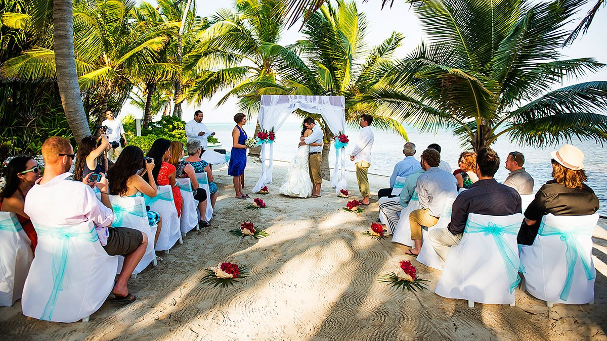 belizean shores resort belize wedding leonardo melendez