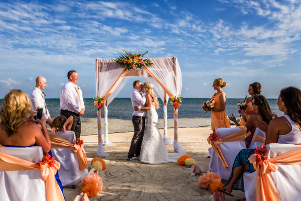 Tropical Breezes Wedding Jose Luis Zapata